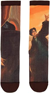 Out of Print Harry Potter Literary and Book-Themed Unisex Socks