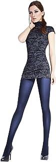 Giulia 70 Den blickdichte Strumpfhose Microfaser Damenstrumpfhose bunt