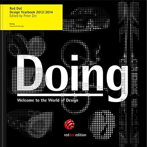 Doing 2013/2014: Red Dot Design Yearbook 2013/2014