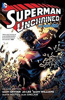 Superman Unchained HC  The New 52  by Scott Snyder  25-Dec-2014  Hardcover