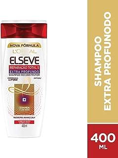 Shampoo Reparação Total 5 Extra Profundo Elseve 400 ml, L'Oréal Paris