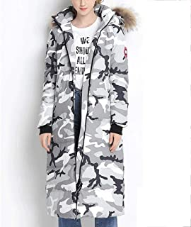 Unisex Autumn Long Jacket - Water Resistant Rain Coat, Lightweight Ladies Jacket, 2 Front Pockets, Warm - for Wet Weather, Walking