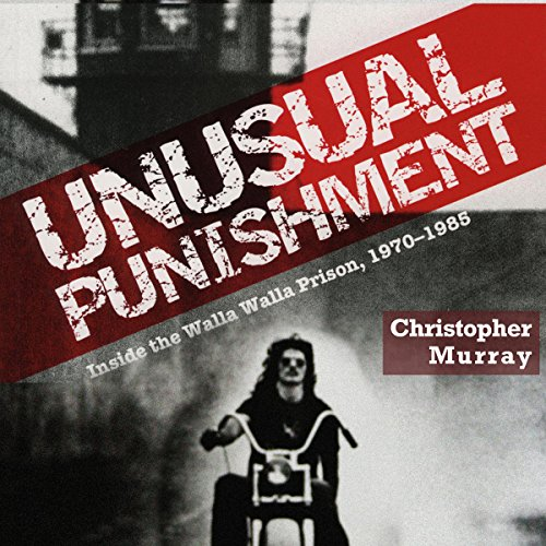 Unusual Punishment audiobook cover art