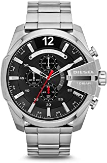 Diesel Men's DZ4308 Chronograph Quartz Silver Watch