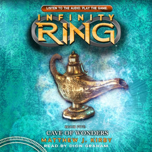Cave of Wonders: Infinity Ring, Book 5