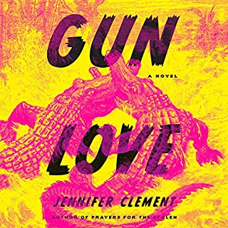 Gun Love     A Novel              By:                                                                                                                                 Jennifer Clement                               Narrated by:                                                                                                                                 Imani Parks                      Length: 6 hrs and 52 mins     36 ratings     Overall 3.8