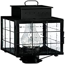 product image for Brass Traditions 410 SHBZ Large Post Lantern 400 Series, Bronze Finish 400 Series Post Lantern
