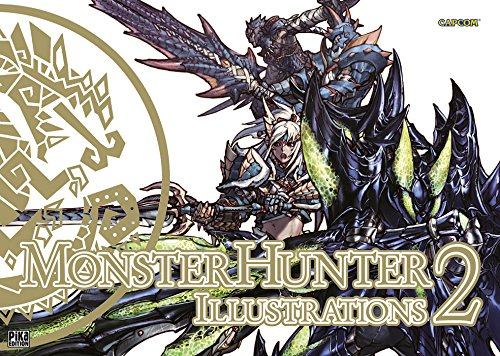 Monster Hunter Illustrations 2