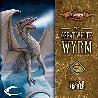The Great White Wyrm     Dragonlance: Champions, Book 3              Written by:                                                                                                                                 Peter Archer                               Narrated by:                                                                                                                                 Dennis Holland                      Length: 9 hrs and 49 mins     Not rated yet     Overall 0.0
