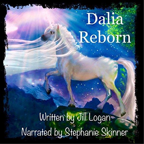Dalia Reborn audiobook cover art