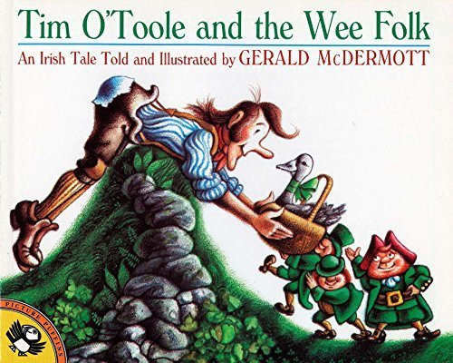 Tim O'Toole and the Wee Folk (Picture Puffins) by Gerald McDermott (1992-02-01)