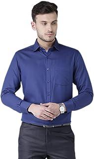 Zeal Men's Regular Fit Formal Shirt