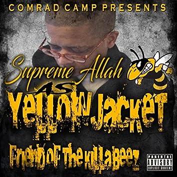 Yellow Jacket Friend of the Killabeez