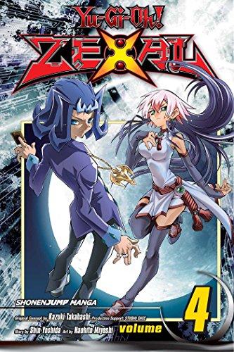 Yu-Gi-Oh! Zexal 4