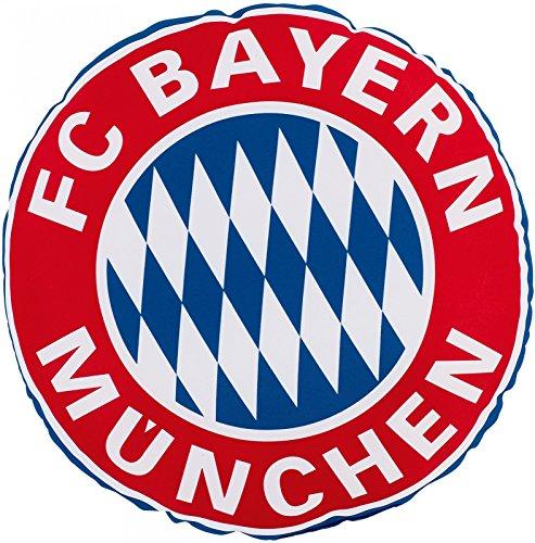 FC Bayern Rundkissen Rekordmeister