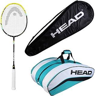 HEAD Head Xenon 2.2 Badminton Racquet Set with Xenon 900 kitbag