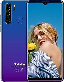 Móviles Libres 4G, Blackview A80 Pro Smartphone Libre con Cámara Trasera Cuádruple 13MP, 6.49
