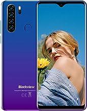 Smartphone Offerta del Giorno 4G, Blackview A80 Pro (2020) Cellulari Offerte con 13MP Quad Camera, 6.49 Pollici, Helio P25 Octa-core 4GB/64GB, 4680mAh Batteria Dual SIM Telefono Cellulare - Blu