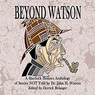 Beyond Watson audiobook cover art