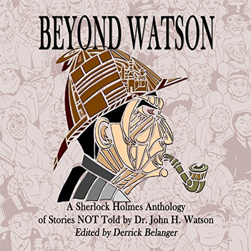 Beyond Watson audiobook cover art