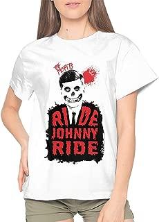 The Misfits Ride Johnny Ride Women Pretty