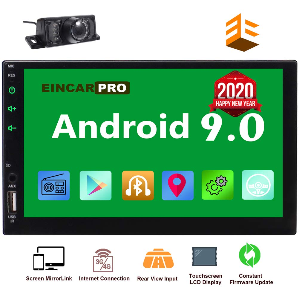 EinCar Capacitive Android Support Mirrorlink
