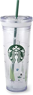 Starbucks 2011 Holiday COLD CUP Create your Own Cup Insulated 24 oz