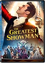 The Greatest Showman DVD