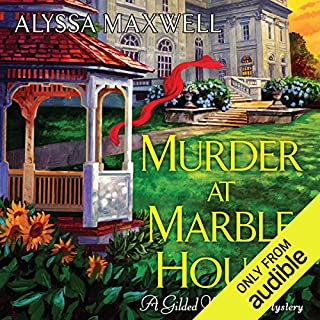 Murder at Marble House                   Written by:                                                                                                                                 Alyssa Maxwell                               Narrated by:                                                                                                                                 Eva Kaminsky                      Length: 10 hrs and 4 mins     Not rated yet     Overall 0.0