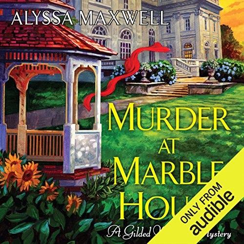 Murder at Marble House cover art