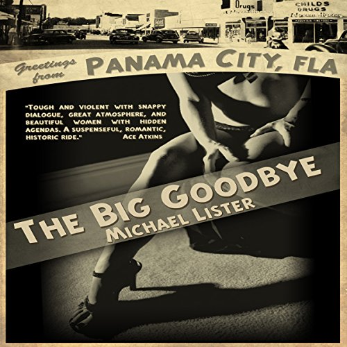 The Big Goodbye audiobook cover art