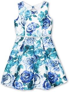 Girls' Big 7-16 Bubble Hem Party Dress