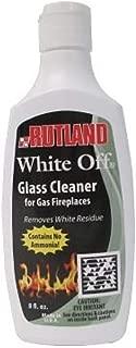 Rutland Products Rutland 1/2-Pint White-Off Glass Cleaner, 8 Fluid Ounce, 8 Fl Oz - 565
