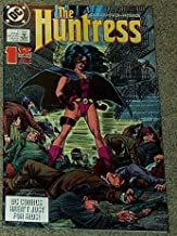 The Huntress No. 1 First Issue Apr (Code of Silence)