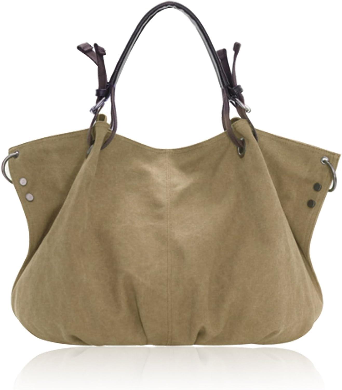 Canvas Cross Body Bag   Large Tote   Travel Bag   Duffle Bag   Shopping Bag for Women