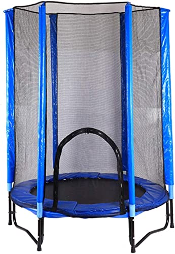 tiempo libre GLJJQMY El trampolín Infantil (azul) Interior bebé Niño Exterior rojo rojo rojo de Seguridad en el hogar Aumento de trampolín  Venta en línea de descuento de fábrica