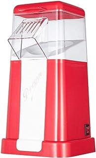 YDXYZ Popcorn maker, 110V/220V Electric Hot Air Popcorn Machine with Top Cover Household Popcorn Maker Machine Corn Popper...