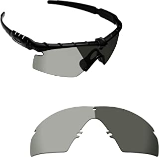 Alphax Polarized Replacement Lenses/Accessories for Oakley Si M Frame 2.0 - Multiple Options