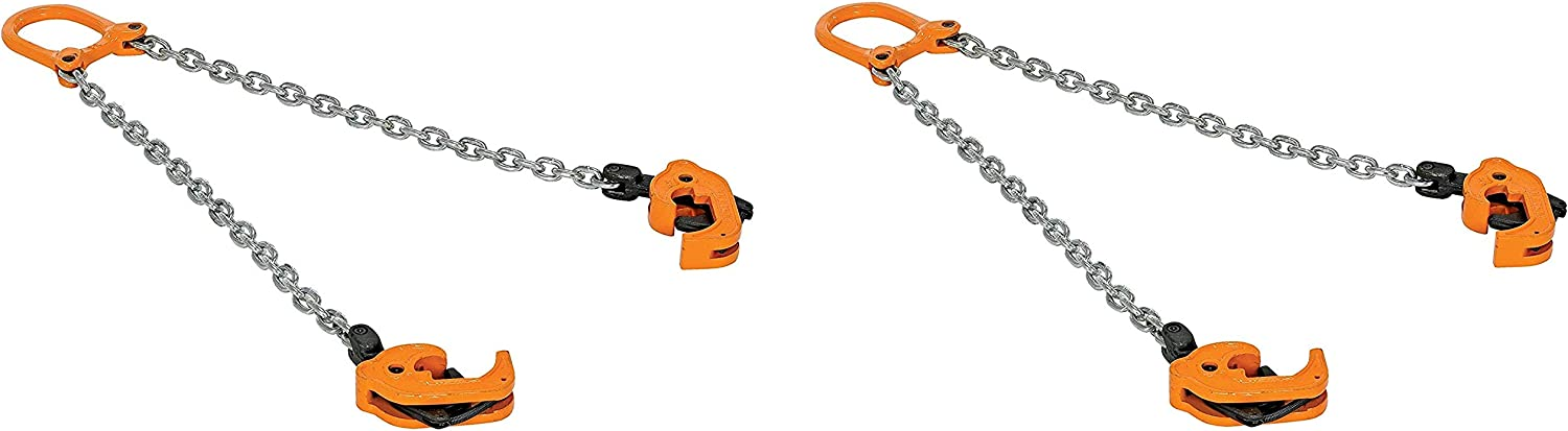 Vestil CDL-2000 Chain Drum Animer and price revision Lifter 2000 lbs Cheap Pack 2 Capacity of