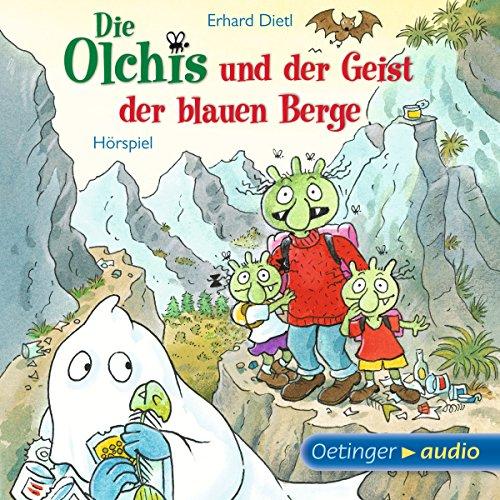 Die Olchis und der Geist der blauen Berge Titelbild