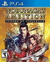 Nobunaga's Ambition: Sphere of Influence - PlayStation 4 [並行輸入品]