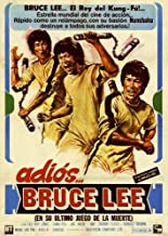 Goodbye Bruce Lee: His Last Game of Death 11 x 17 Poster - Foreign - Style A