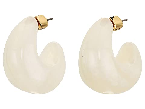 2ff1efb3d724d Kate Spade New York Adore-Ables Huggies Earrings at Luxury.Zappos.com