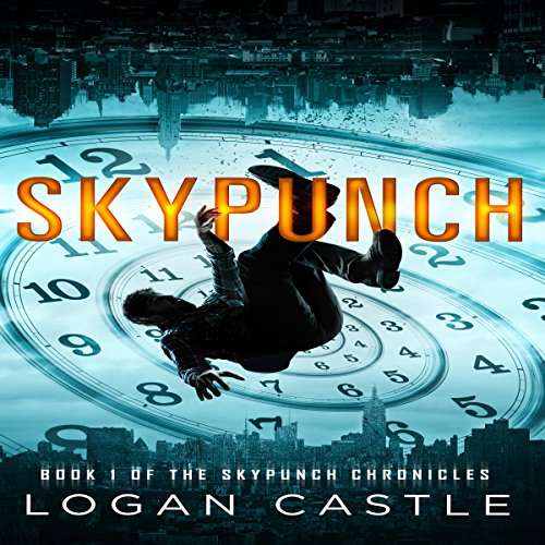 Skypunch audiobook cover art