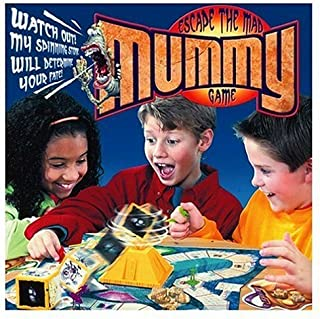 Escape The Mad Mummy Game