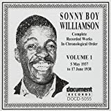 Complete Recorded Works I (1937-1938)