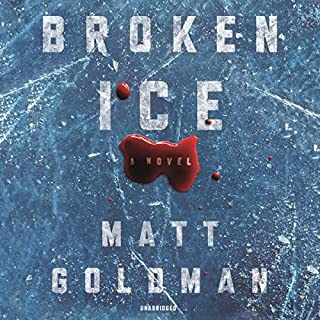 Broken Ice audiobook cover art