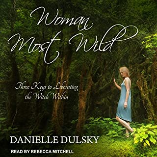 Woman Most Wild audiobook cover art