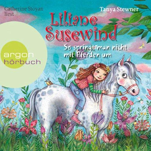 So springt man nicht mit Pferden um  By  cover art