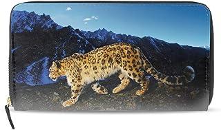 長財布 人気 レディース メンズ 大容量多機能 二つ折り ラウンドファスナー PUレザー野生生物ハリネズミウォレット ブラック